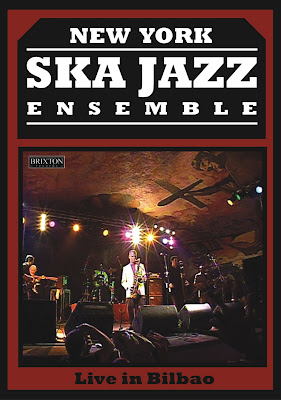 ny ska jazz ensamble live in bilbao