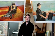 Tango Paintings by Revere La Noue