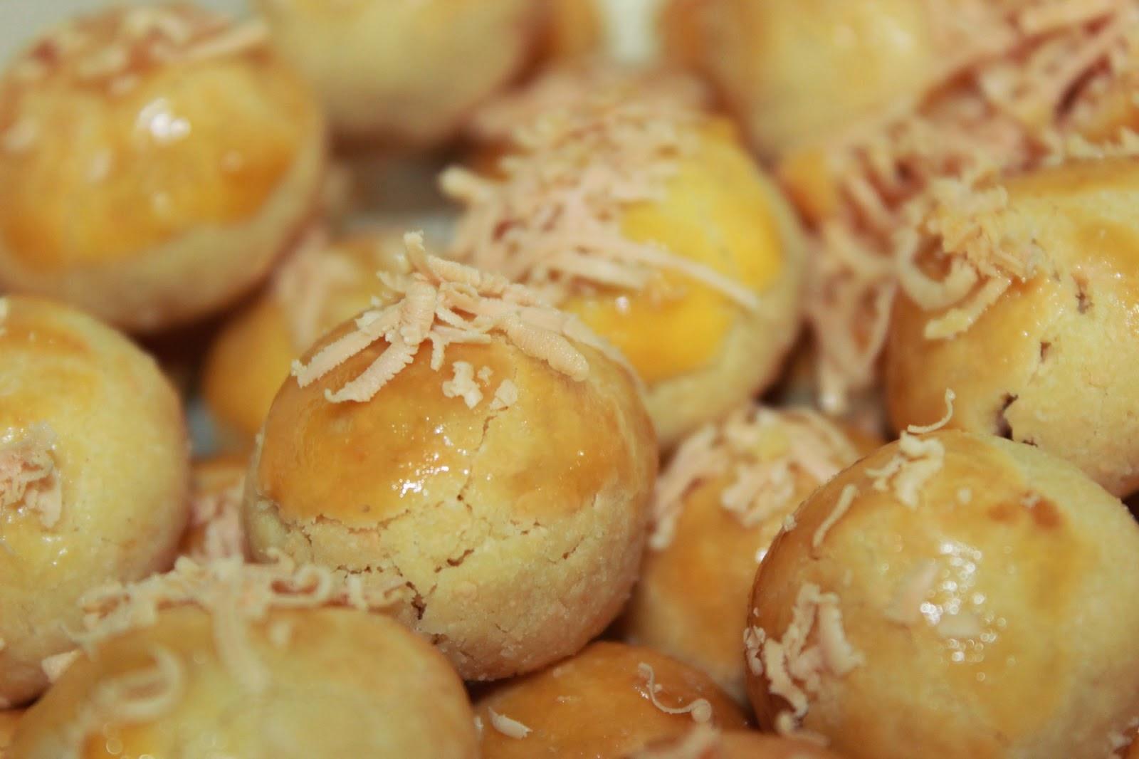 Resep kue nastar renyah rasa kacang di hari raya sajian indonesia