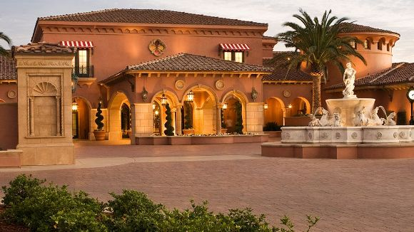Grand del Mar hotel in San Diego