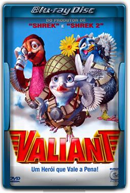 Valiant - Um Herói Que Vale a Pena Torrent dublado