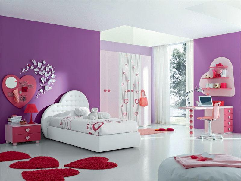 aprenda a decorar quartos de meninas