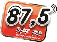 RÁDIO RPF FM 87,5