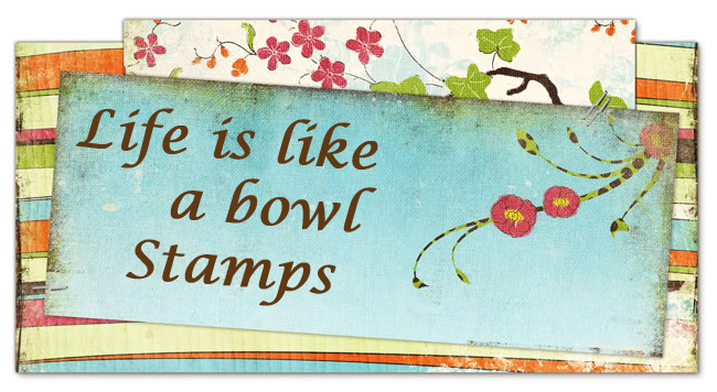 Life&#39;s like a Bowl of Stamps