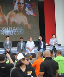(Manila) Pacquiao Vs. Marquez Fight
