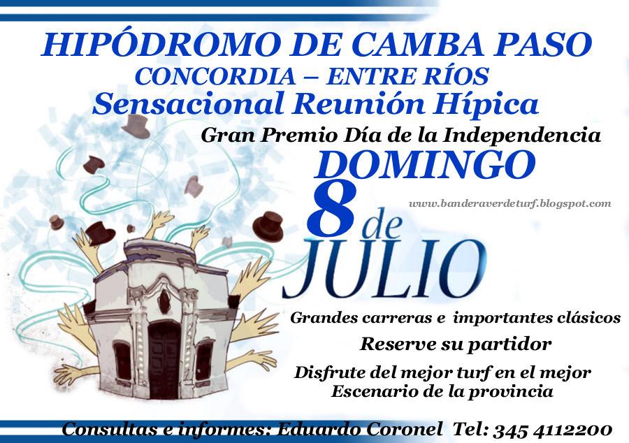 HIPÓDROMO DE CAMBA PASO