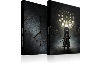 ©Future Press Bloodborne Collectors Edition Guide