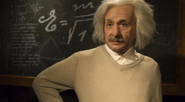 7 Nasehat Bijak Einstein Untuk Hidup Sukses