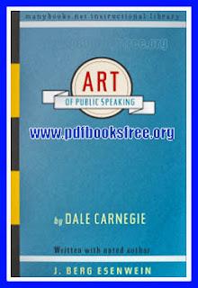 The Art of Public Speaking By Dale Carnegie Pdf Free Download
