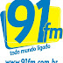 Ouvir a Rádio 91 FM 91,5 de Leme - Rádio Online