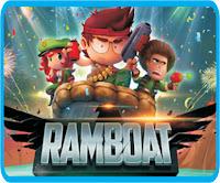 Ramboat Hero Shooting  V2.4.3  MOD APK  Unlimited Money