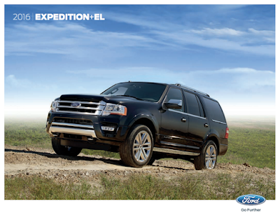Downloadable 2016 Ford Expedition Brochure