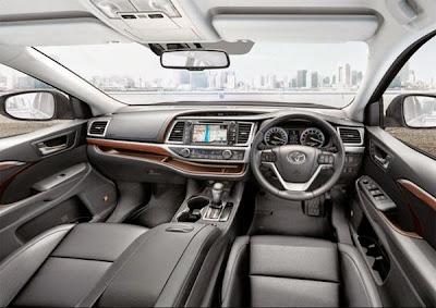 2015 Toyota Highlander Limited Platinum V6 Review