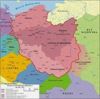 Polska za Mieszka I