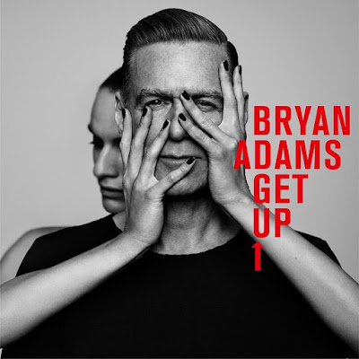 Green Pear Diaries, música, álbum, Bryan Adams, Get Up, album cover