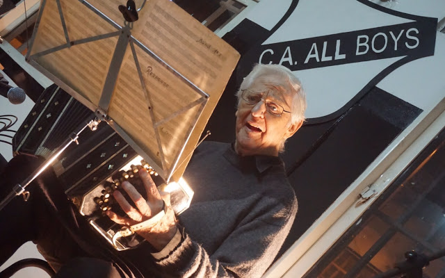 * A los 83 años murió el gran bandoneonista Ernesto Baffa