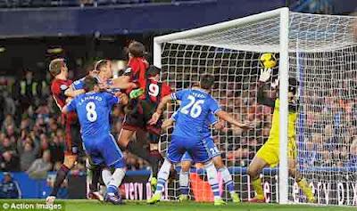 Xem lại đầy đủ trận Chelsea vs West Bromwich