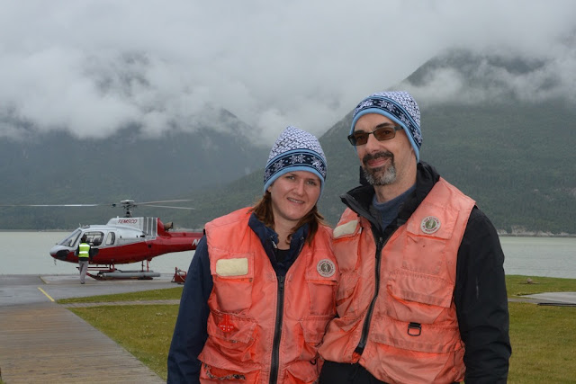 Temsco Helicopter Glacier Tour Filip Kristel