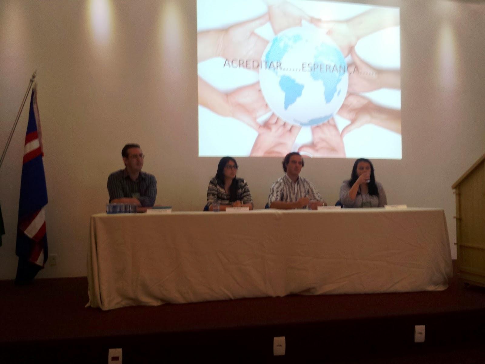 Sócios do Instituto Crescer participam de Congresso do Curso de Medicina UNIPAM 7