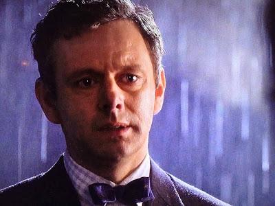 El doctor Masters al final del último capítulo