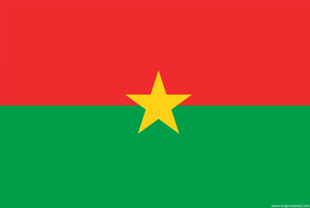 Burkina Faso Flag Colors Meaning