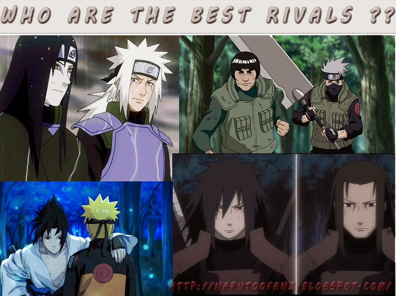 Best Rivals