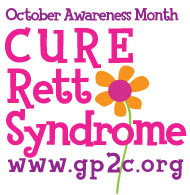 rett girl blog rett syndrome awareness month mom on a mission