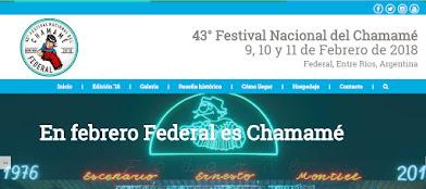 PÁGINA EN INTERNET DEL FESTIVAL 2018