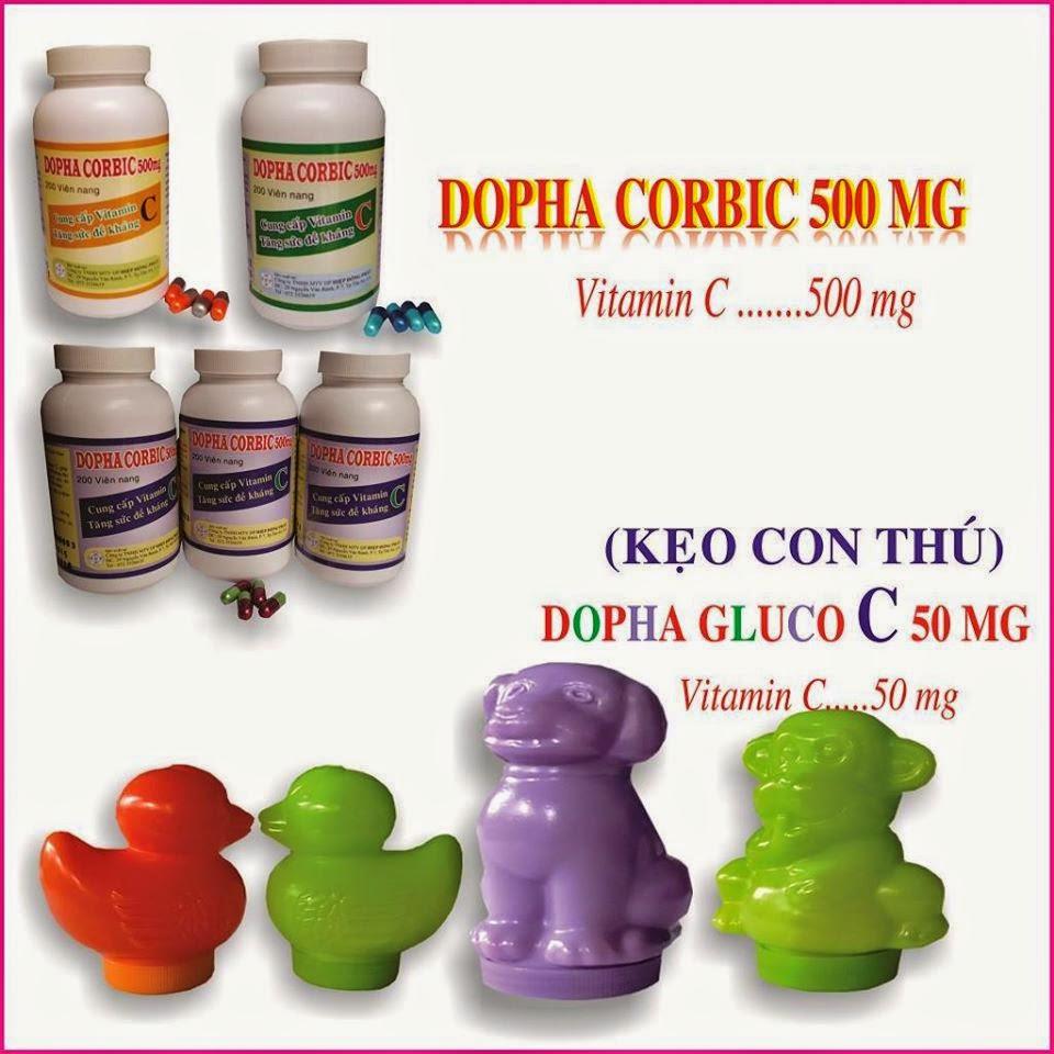 DOPHA CORBIC 500mg