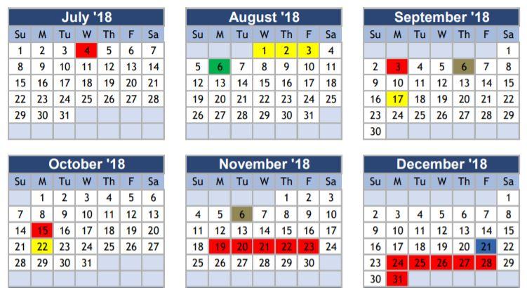 Link to Calendar