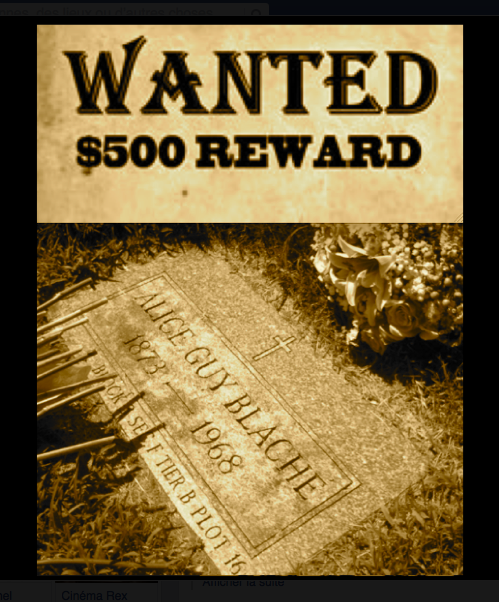 "The ""Be Natural Detective"" is offering a reward of $500 for information leading the ©riginal Grave"
