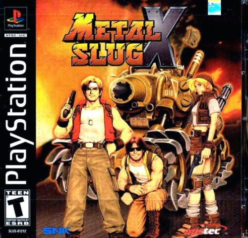 Metal Slug X Game for PC