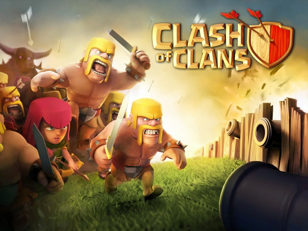 Game Clash Of Clans di Android