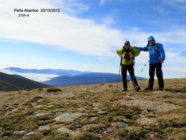 Peña Abantos 2.124 m