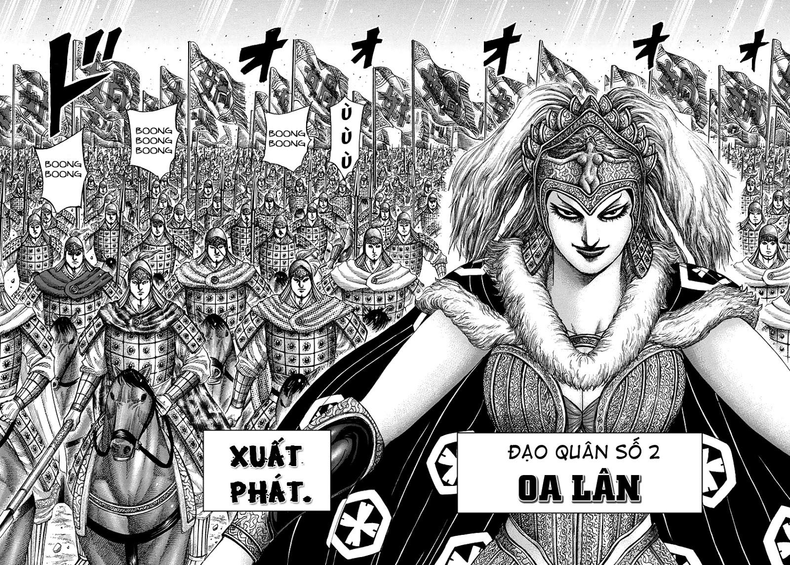 Kingdom - Vương Giả Thiên Hạ Chapter 307 page 14 - IZTruyenTranh.com