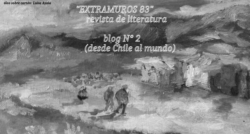 EXTRAMUROS83, TÚ REVISTA.