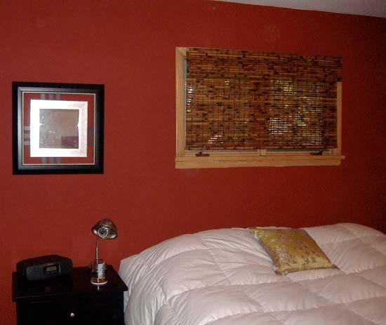 Pin Red Wall Bedroom Designjpg On Pinterest
