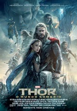 Thor 2 O Mundo Sombrio Dublado RMVB + AVI Dual Áudio Torrent