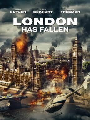 Phim hành động mỹ - Luân Đôn thất thủ