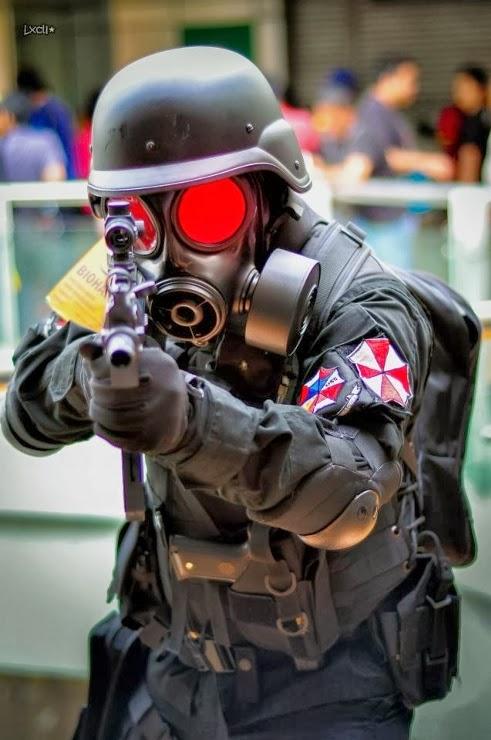 Resident Evil - Hunk