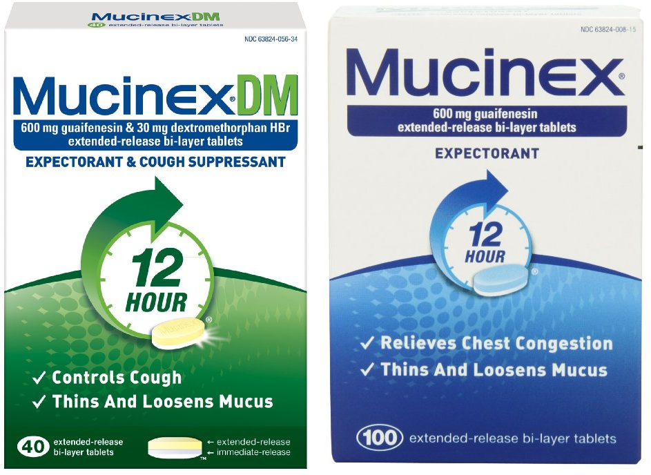 Mucinex coupons october 2018