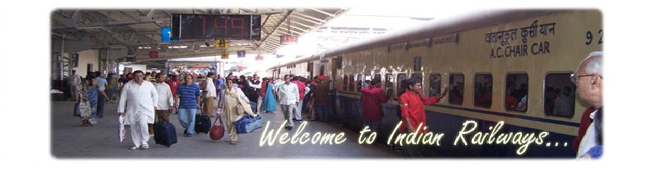 Indian Railway Reservation - Train Bookings