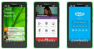 Bocor Lagi, Nokia Normandy Jalankan Android KitKat