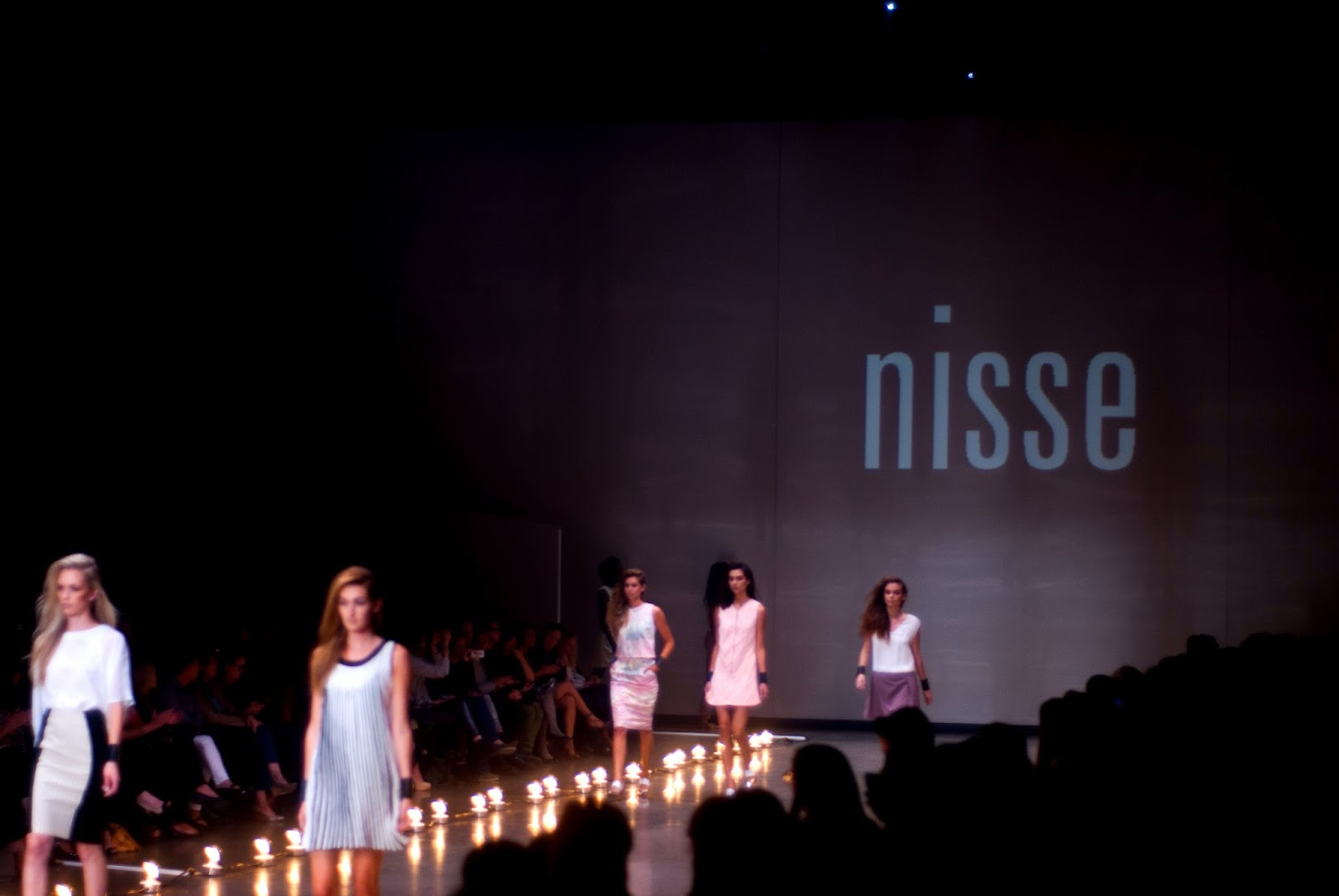 runway catwalk model fashion show week montreal SMM MFW Nisse