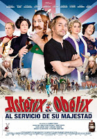 asterix obelix servicio de su majestad poster