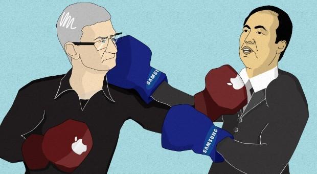 Samsung quer antecipar-se à Apple
