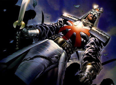 Silver Samurai Character Review - 1