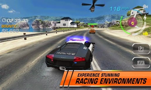 Need for Speed (NFS) Hot Pursuit Apk Data (Offline) Full Free Android