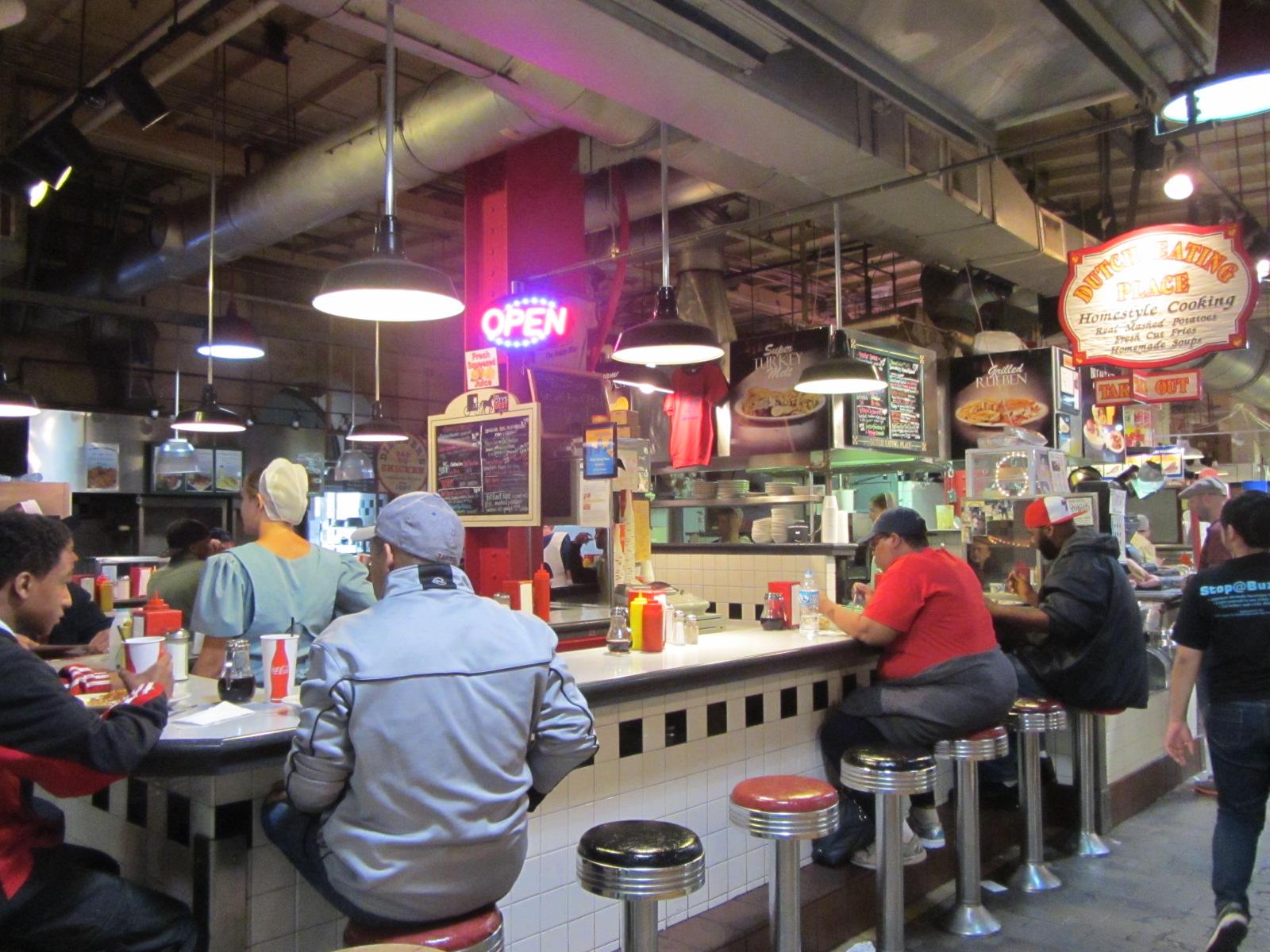 Philadelphia reading terminal market for Fish market philadelphia