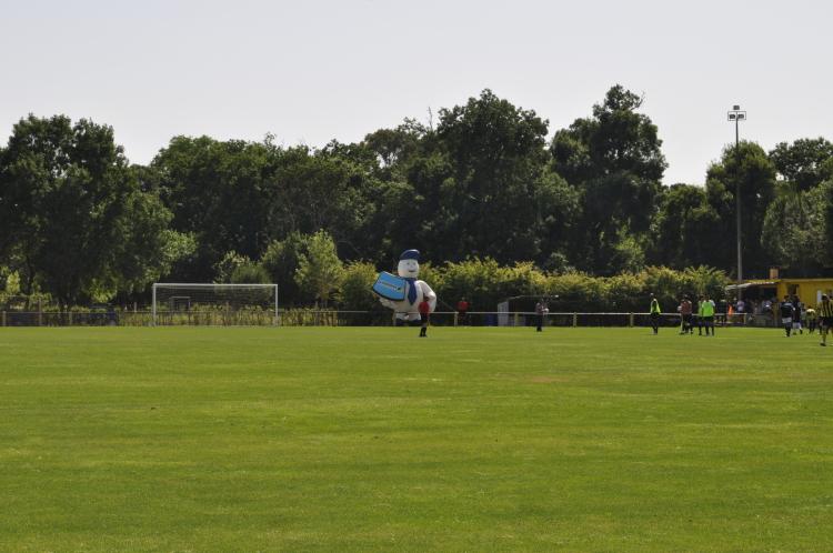 Campo de Futebol do Valada FC - Antigamente